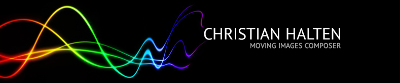 Christian Halten - Moving Images Composer